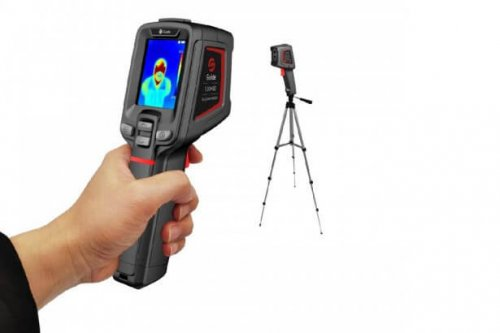GUIDE T120H - Fever Screening Thermal Camera
