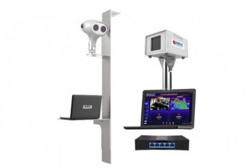 GUIDE M400A - Automatic Infrared Fever Screening System